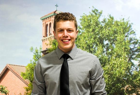 David Wilson - Wisconsin Lutheran College